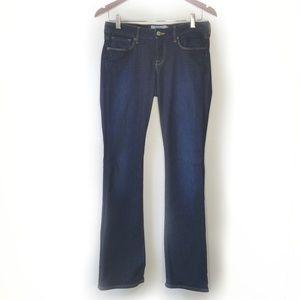 Lucky Brand Lolita Boot Dark Wash Jeans, Size 4